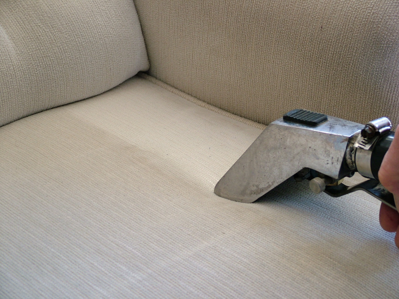 Upholstery Cleaning in Mercer County NJ